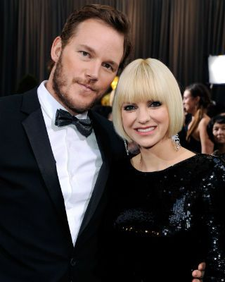 """Parks and Recreation"" star Chris Pratt and wife Anna Faris are expecting their first child together."