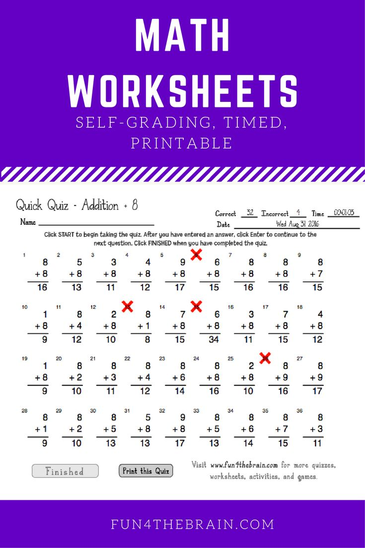 Worksheet Addition Facts Online Games 1000 images about educational games fun4thebrain on pinterest this site is full of exciting to review and learn addition subtraction multiplication division english science fre