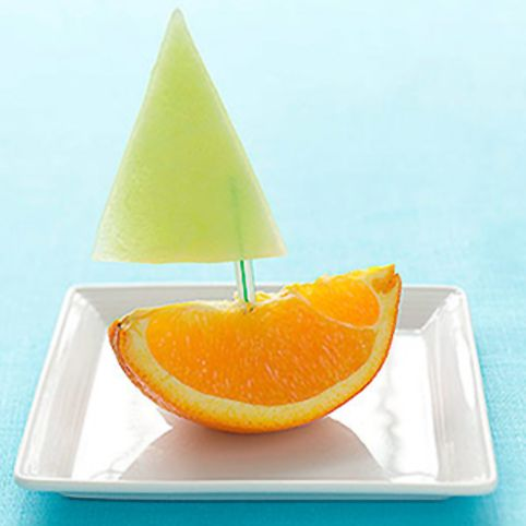 Fun little snack ideas for Airi someday :)