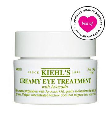 Best Eye Cream No. 7: Kiehl's Creamy Eye Treatment with Avocado, $47
