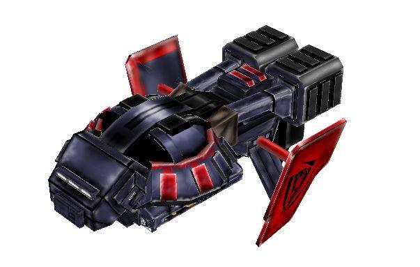 StarCraft - Terran Valkyrie Free Papercraft Download - http://www.papercraftsquare.com/starcraft-terran-valkyrie-free-papercraft-download.html#MissileFrigate, #SciFi, #Spacecraft, #StarCraft, #Terran, #Valkyrie, #ValkyrieMissileFrigate