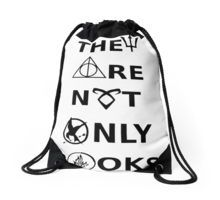 """""""0590 They are Books Not Only """" Classic T-Shirts by desainbyyamtik 