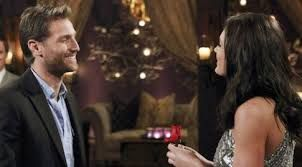 Juan Pablo getting a rose from Desiree Handsock on the Bachelorette Season 9