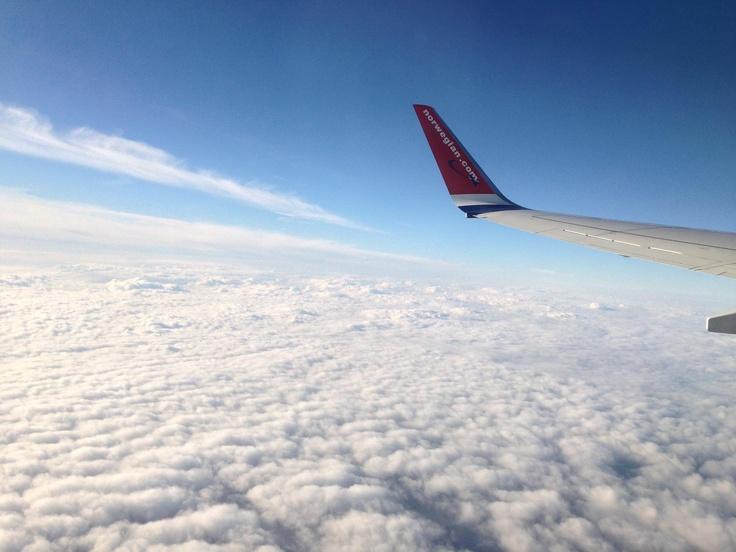 #Malmo #WifiOnBoard #Norwegian