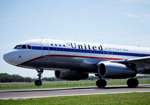 創立85周年記念のフレンドシップ機 -ユナイテッド航空 機体デザイン