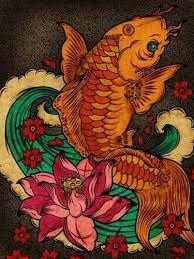 Resultado de imagen para pez koi real