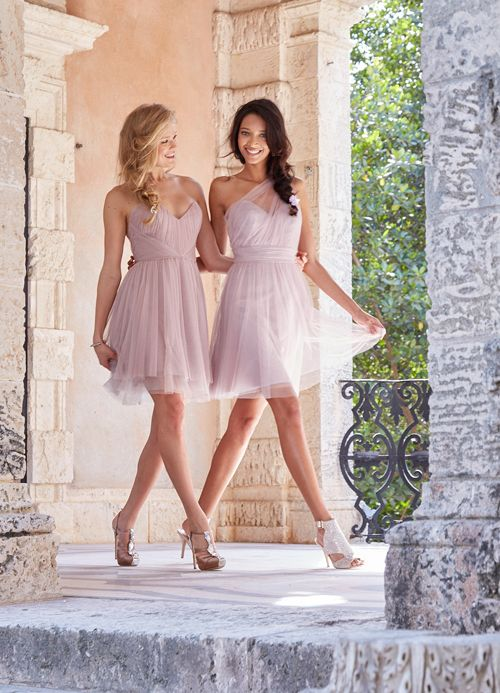 Bridesmaid Dresses By Jim Hjelm - Cheap Wedding Dresses