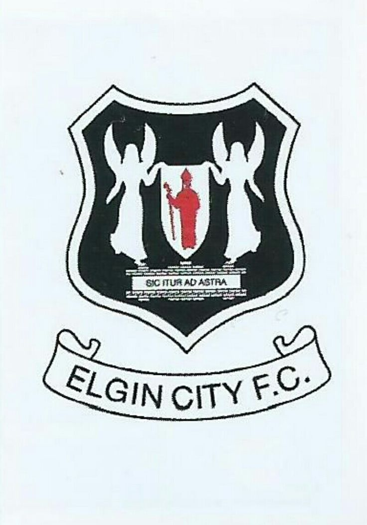 Elgin City crest.