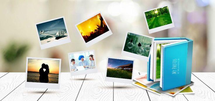My Photos Presentation Template   ShareTemplates