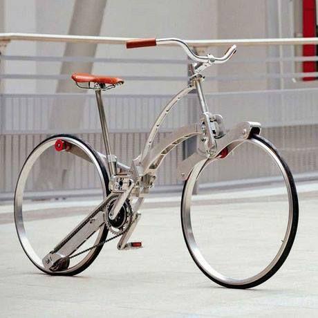 BIci tecnologiche, Bici hi tech, Bike futuristiche, Prototipi bici, Bici strane
