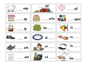 Phonics activity targeting the digraphs sh, ch, ck, ph, th, and wh. 72 cards total on 4 pages. Each card contains an image, a blank space, and the remainder of the target word. Students must complete the blank by adding the correct digraph.   Print, laminate, and cut.