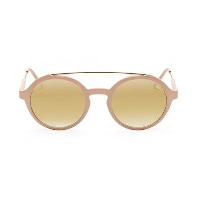 Occhiali da sole SARAGHINA - Teo Cipria Satinato Lente Flash Oro/Bronzo