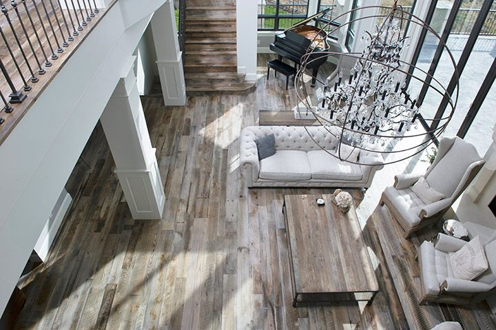Grey Hardwood Floors Latest Trend Gray Stained Floor By