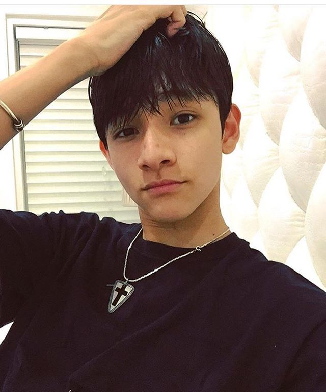 Kim Samuel from Produce 101 (Former member of SEVENTEEN)