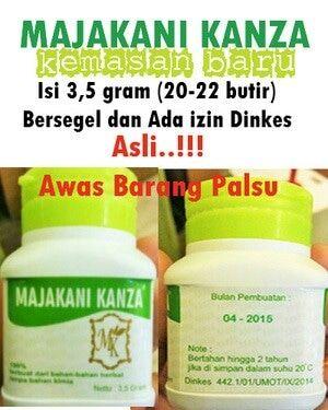 Manjakani Kanza Aceh Original