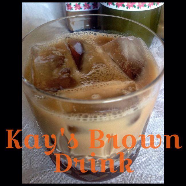 Kay's Brown Drink « Mother Hubbard's Cupboard