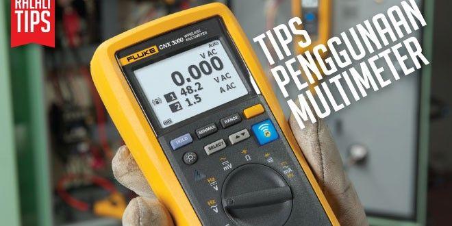 Tips menggunakan Digital Multimeter | ralali News