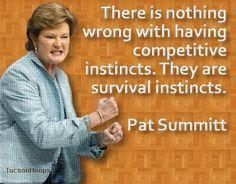Pat Summitt Quotes Inspirational. QuotesGram via Relatably.com