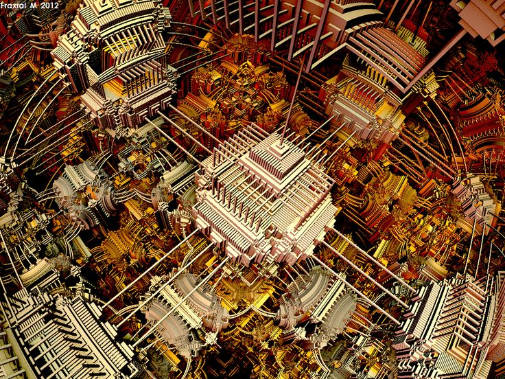 This is mathematics. The Very Heart of the Machine by ~fraxialmadness3 on deviantART
