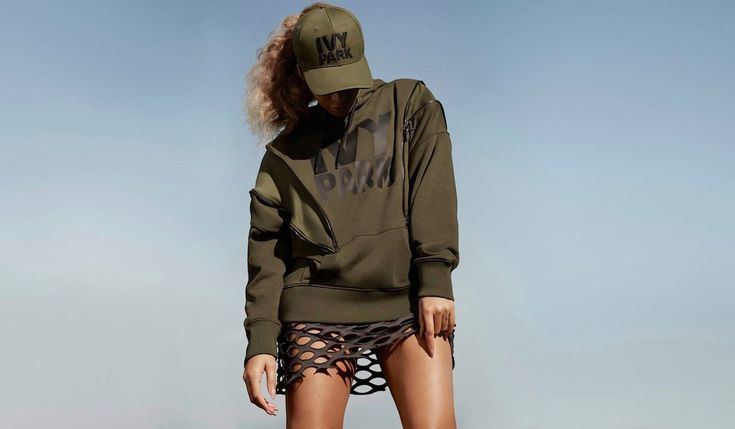 Ivy Park - Free Delivery on Clothing. A special offer from Beyonce's activewear label - Ivy Park. Up your style game with this promotion.