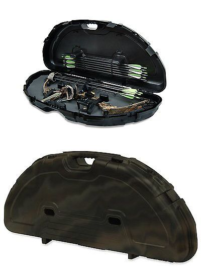 Bowhunting 159037: Plano Protector Compact Bow Case Black Compound Archery Hard Arrows Carrying -> BUY IT NOW ONLY: $59.99 on eBay!