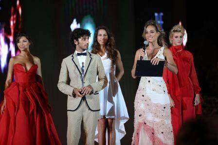 THE LOOK OF THE YEAR - Lead Jessica Polsky -  Stylist  Gianluca Alibrando