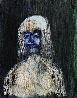 SHAKESPEARE SONNET, 1967 | Sydney Nolan (1917 - 1992)