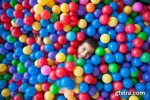 Children's have fun and playground - 25 HQ Jpg