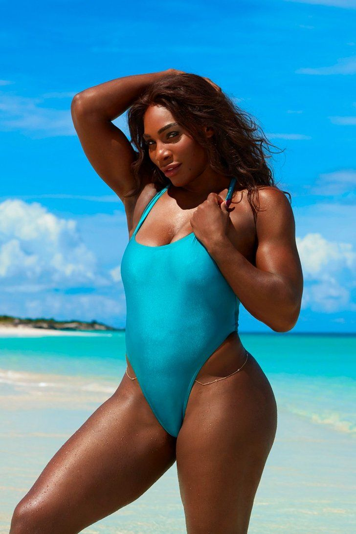 These Sports Illustrated Swimsuit Photos of Athletes Will Inspire You No Matter Your Body Type