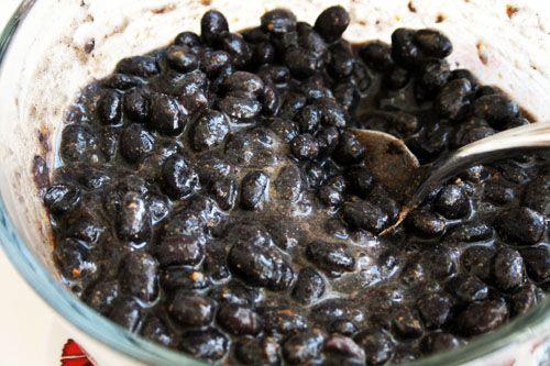 Receta de Frijoles Negros - Comida cubana