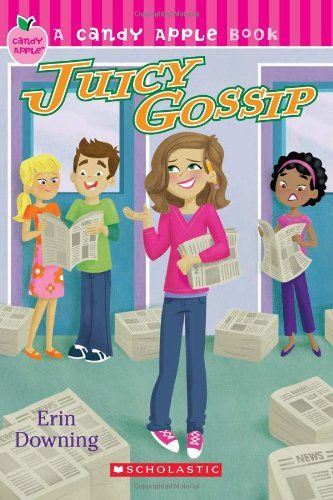 Candy Apple 19 Juicy Gossip By Erin Downing ApplesColoring BooksRecommended