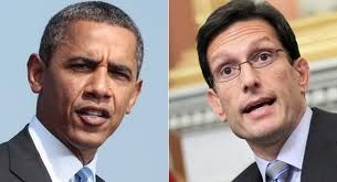 Eric Cantor Rebrands the Republican Party by Plagiarizing a 2011 Obama Speech