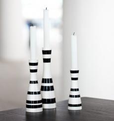 Omaggio lysestaker  designet av Ditte Reckveg og Jelena Schou Nordentoft // Hviit.no