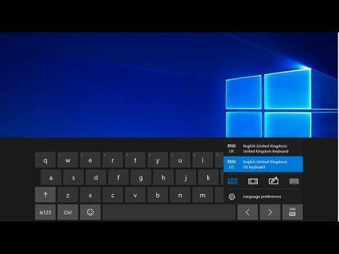 How to Fix Windows 10 Keyboard Typing Wrong Characters (Shift+2
