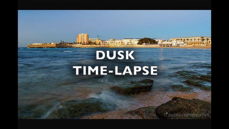 Dusk 4K Royalty Free Footage