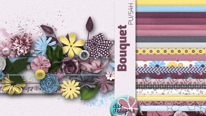 Bouquet by Dae Designs