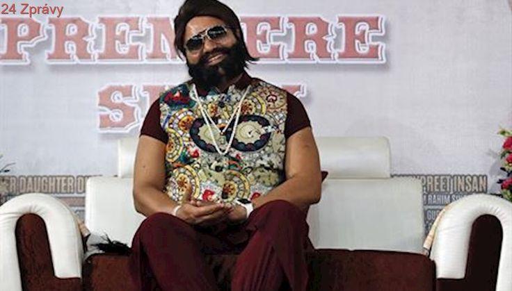 Guru byl za znásilnění odsouzen k deseti letům vězení. Indická policie je v pohotovosti