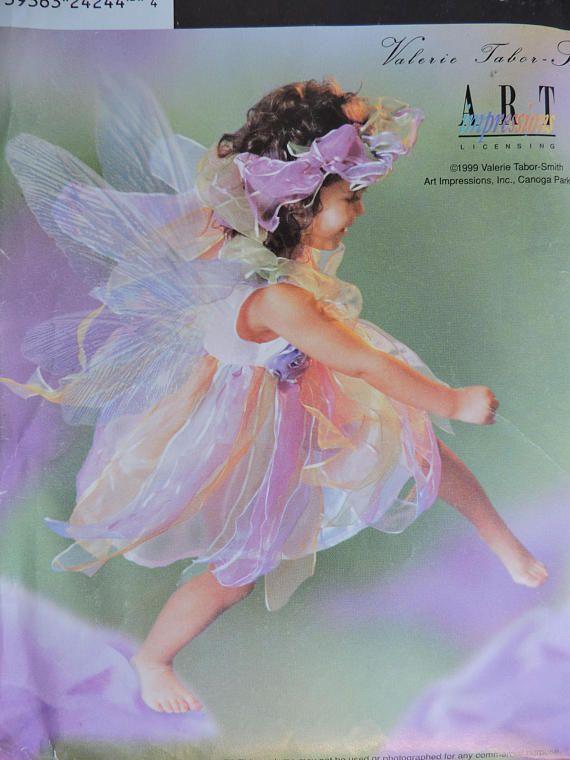 Fairy Princess Child's Costume Valerie Taber-Smith Design