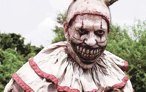 Sweet dreams from creepy AHS clown