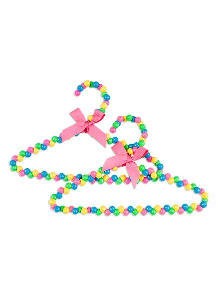 Christmas Items 2pk Bright Bead Hangers Multi - $20