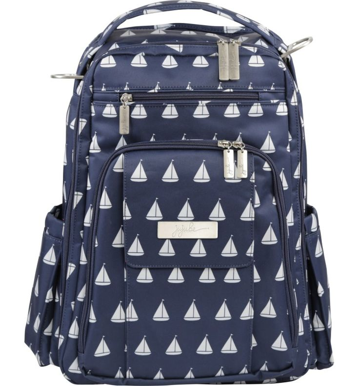 Main Image - Ju-Ju-Be Be Right Back - Coastal Collection Diaper Backpack