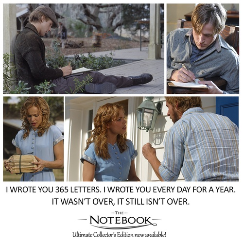 Noah and Allie -- The Notebook