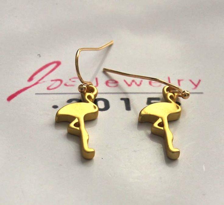 Swan earrings gold&silver earrings  2015 New hot fashion earrings beauty fashion earrings jewelry Free shipping
