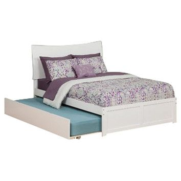Perfect Atlantic Furniture Urban Lifestyle Orlando Bed With Trundle Amazing Ideas