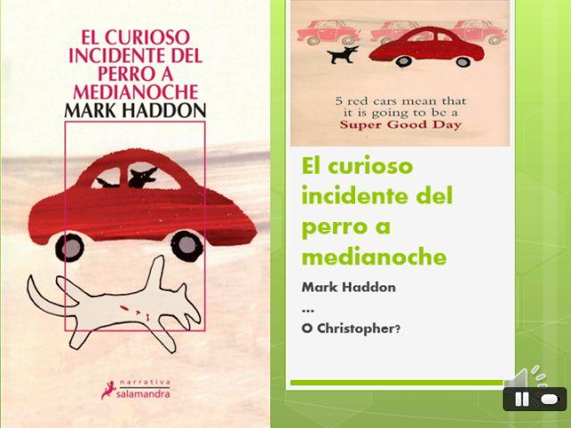 5ª sesión, 15M: O curioso incidente do can á medianoite.