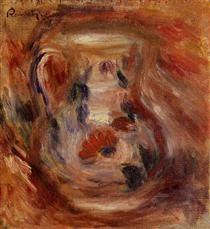 Pitcher - Pierre-Auguste Renoir