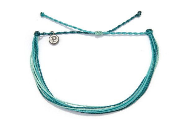 Slightly larger than our original bracelets, your ankle can now be as stylish as your wrist! Every anklet is 100% waterproof. Go surf, snowboard, or even take a shower with them on. Wearing your ankle