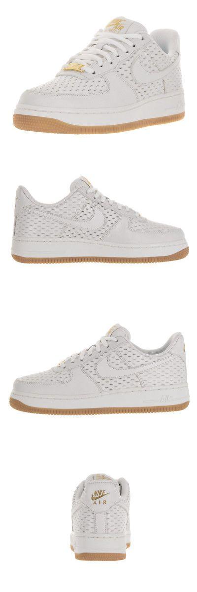 Women 158972: Nike Women S Air Force 1 07 Prm White White Summit White Basketball Shoe 12 -> BUY IT NOW ONLY: $114.9 on eBay!