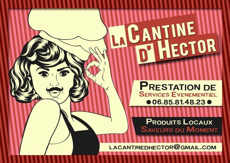 Découvrez la Cantine d'Hector - Service Evènementiel - La Châtre