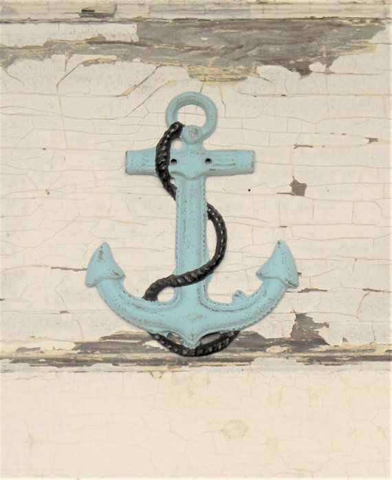 Anchor wall decor - Choose your color!  $14.50